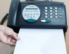 Drawing lessons from the (all-too-brief) history of the fax machine